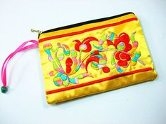 Handmade Embroidered BagChinese Embroidery Bag by dermusensohn2000, $7.99