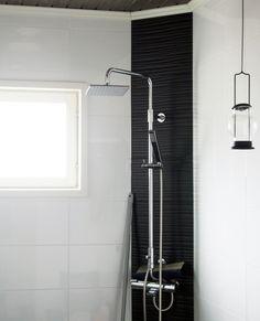 Valikoidut yksityiskohdat kylpyhuoneesta