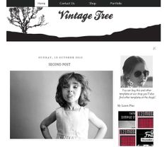 Light Black V2   Premade Blogger Template   by Symufathemes, $25.00