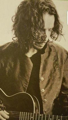Chris Cornell. Higher Truth 2015. My new favorite album. Been listening to him for more than half my life and he just gets better and better.