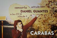 MAS QUE BURGOS: ENTREVISTA A   DANIEL   GUANTES  CANTAUTOR BURGALE...