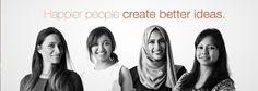 "Tonic's Secret to Creativity is ""Happier People Create Better Ideas"" Saudi Arabia News, Press Release, Happy People, Uae, Middle East, The Secret, Creativity, Good Things, Create"