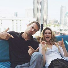 Sheo.... GET MARRIED NOW ~Divergent~ ~Insurgent~ ~Allegiant~ @gabrielle Holloman your right Sheo is the perfect name!