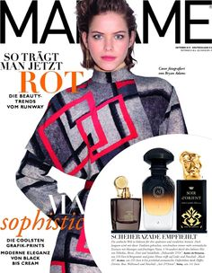 Palissandre d'Or by Aedes de Venustas in Madame Germany October 2015