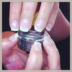 Akzentz French nails