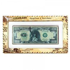 1000000 $ #chocolate #angelinachocolate