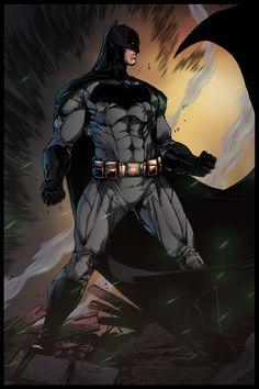 Batman - Dawn of Justice by Furlani on DeviantArt