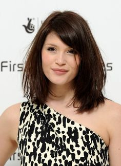 Autumn winter hair inspiration, with thanks to one Gemma Arterton | PRIMPED