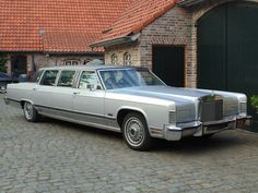 Lincoln - Continental 7.5 Limousine - 1976