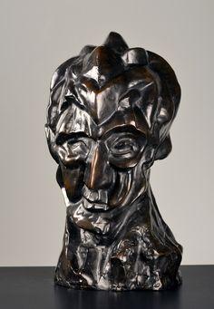 Afbeeldingsresultaat voor Otto Gutfreund Frantisek Kupka, French Army, First World, World War, Lion Sculpture, Skull, Statue, Den, Dutch