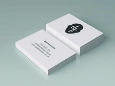 47 Creative Personal Business Cards of Designers|iBrandStudio