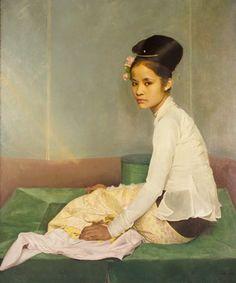 Sir Gerald Festus Kelly (1879-1972) British Portrait Painter