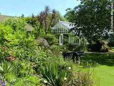 Denmans Garden created by John Brookes, international garden designer