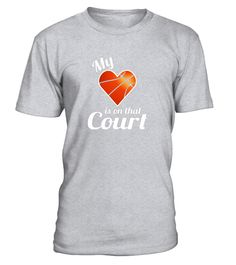"# Basketball Mom T-Shirt - My Heart Is On That Court .  Special Offer, not available in shops      Comes in a variety of styles and colours      Buy yours now before it is too late!      Secured payment via Visa / Mastercard / Amex / PayPal      How to place an order            Choose the model from the drop-down menu      Click on ""Buy it now""      Choose the size and the quantity      Add your delivery address and bank details      And that's it!      Tags: My Heart Is On That Court…"