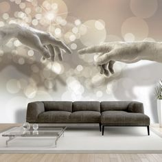 Residential Interior Design, Decoration Design, Rum, Love Seat, Sweet Home, Couch, Wallpaper, Furniture, Home Decor