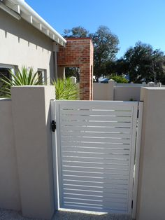 Photo 3 of 4 for Privacy Fencing Perth - Perth Western Australia Privacy Fences, Fencing, Aluminium Gates, Side Gates, Custom Gates, Perth Western Australia, Outdoor Areas, Front Yard Landscaping, Water Tank