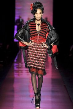 Jean Paul Gaultier | Spring 2012 Couture Collection | Vogue Runway