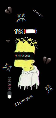 Sad Bart wallpaper by SharkRo - 2d - Free on ZEDGE™