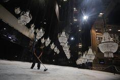 La vida tras el telón del Teatro Real