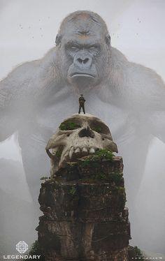 ArtStation - Kong: Skull Island Concept Art, Ivan Khomenko