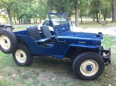 1947 Willys - Photo submitted by Thomas Yellich. That looks jest like my 48 Cj Jeep, Jeep Wrangler, Willys Wagon, Jeep Willys, Vintage Jeep, Vintage Cars, The Quiet American, American Stock, Jeep Parts