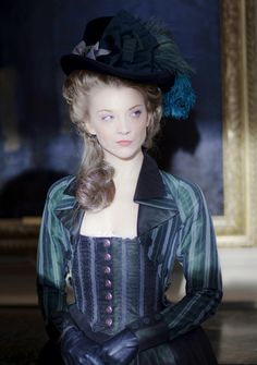 Natalie Dormer as Lady Seymour Worsley in The Scandalous Lady W (2015)