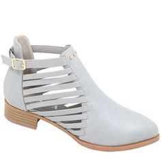 Ladies Ankle Boot Dusty Grey   Buy Online in South Africa   takealot.com Funky Fashion, Women's Summer Fashion, South African Shop, Open Toe Sandals, Court Shoes, Comfortable Shoes, Sneakers Fashion, Pink Ladies, Pumps