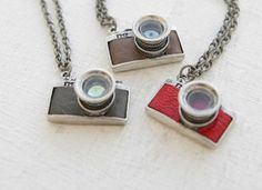 Vintage Replica Camera Chain Pendant. Starting at $1 on Tophatter.com!