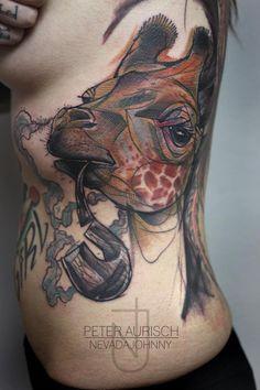 Hip Giraffe