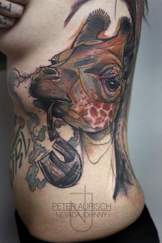 Peter Aurisch Tattoo #tatts #ink #tattoo