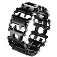 Leatherman Tread Wearable Multitool - Black Stainless - NOW ACCEPTING FORWARD ORDERS