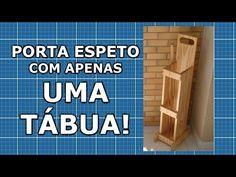 Dae pessoal! Nesse vídeo mostro como fazer um porta espetos usando apenas ferramentas simples e uma tábua de 15x1,5x3000cm. Mais detalhes no site http://www....