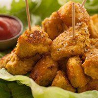 Tofu Popcorn Chick'n (Vegan & Gluten Free)