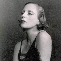 Tamara De Lempicka, Artist, 1930's
