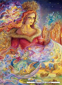 Josephine Wall Artwork!!!!