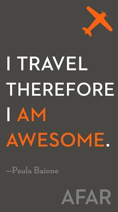 Travel, #quotes, #travel, #awesome