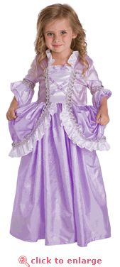 Fancy Rapunzel Princess Dress Up Costume - www.myfancyprincess.com