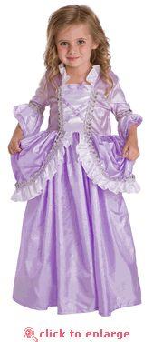 Fancy Rapunzel Princess Dress Up Costume - www.myfancyprincess.com