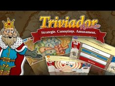 Triviador - Un joc rapid de strategie multiplayer bazat pe cultură generală.
