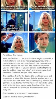 I love rose Tyler. Doctor who. Rose and the doctor. Doomsday doctor who. I love rose Tyler. Doctor who. Rose and the doctor. Doomsday doctor who. Paul Rudd, Décimo Doctor, Doctor Funny, Eleventh Doctor, Rose And The Doctor, Doctor Who Rose Tyler, Bad Wolf Doctor Who, Don't Blink, Torchwood