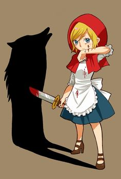 """""""Red Riding Hood"""" by KG"""