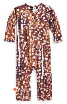 molo 'Fiona' Romper (Baby Girls)   Nordstrom.  This is expensive but would be super cute for a little baby fawn :)  There are lots of different styles.