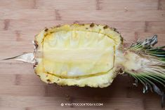 Learn all the tips you need to know to make the best Thai pineapple fried rice served in pineapple shell. Thai Pineapple Fried Rice, Best Thai, Camembert Cheese, Fries, Food, Meals, Yemek, Eten