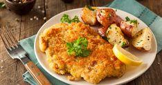 Pre Cooked Chicken, Butter Chicken, How To Cook Chicken, Baked Chicken, Ritz Crackers, Biscuit Love Recipe, Galletas Ritz, Ritz Cracker Chicken, Sausage Gravy