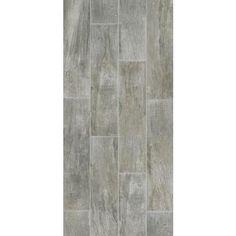 """Interceramic Tiles Timberlands Collection - Ceramic / Porcelain Tile - Mountain Timber Wood Look 6""""x24"""""""