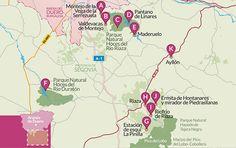 El Riaza y Duratón: La comarca segoviana