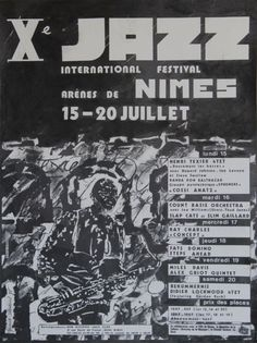 10EME FESTIVAL DE JAZZ DE NIMES
