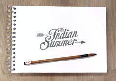 bmd design, bmd, this indian summer, arrow logo
