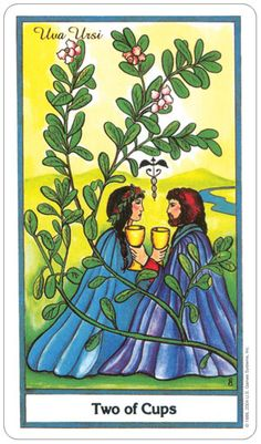 Herbal Tarot published by U.S. Games Systems, Inc.