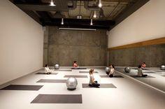 Sahibinden.com Office / Erginoğlu & Çalışlar Architects - an office with a yoga room...dream